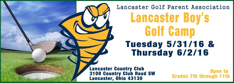 Lancaster Boys Golf Camp
