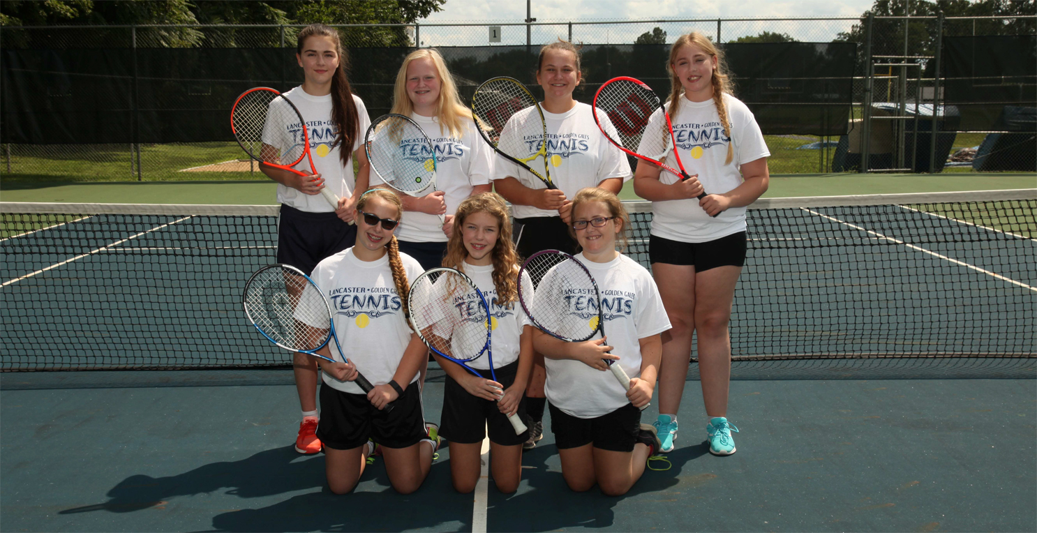 Girls Jr. High Tennis
