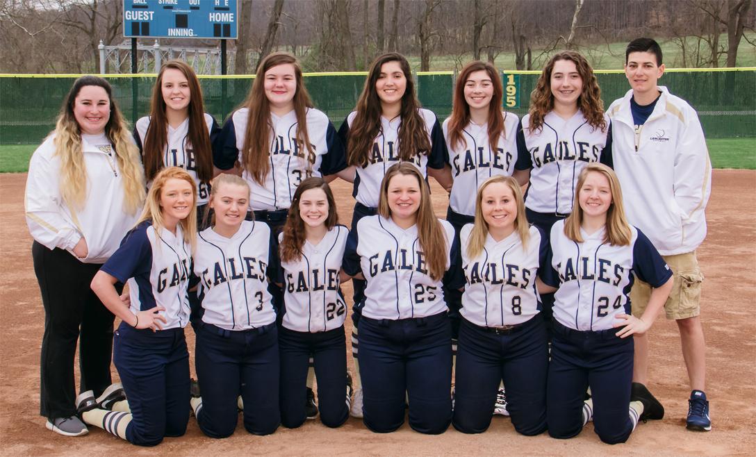 golden gales softball - lancaster high school, lancaster, ohio 43130