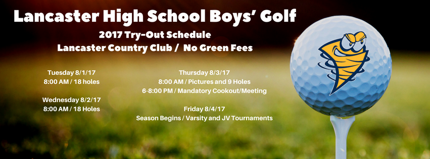 LHS Golf Try-Outs