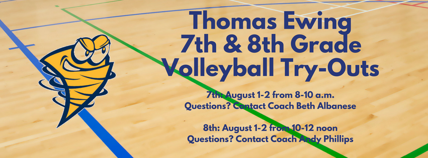 TE Volleyball Tryouts