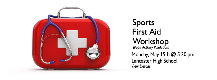 Sports First Aid Workshop